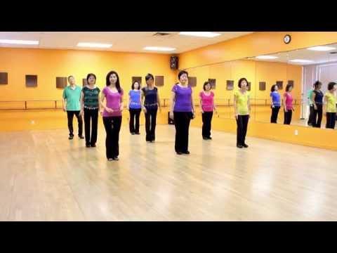 Highway Number Nine - Line Dance (Dance & Teach in English & 中文)