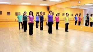 Highway Number Nine - Line Dance (Dance & Teach in English & 中文)