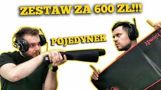 BITWA NA ZESTAWY! 600 zł