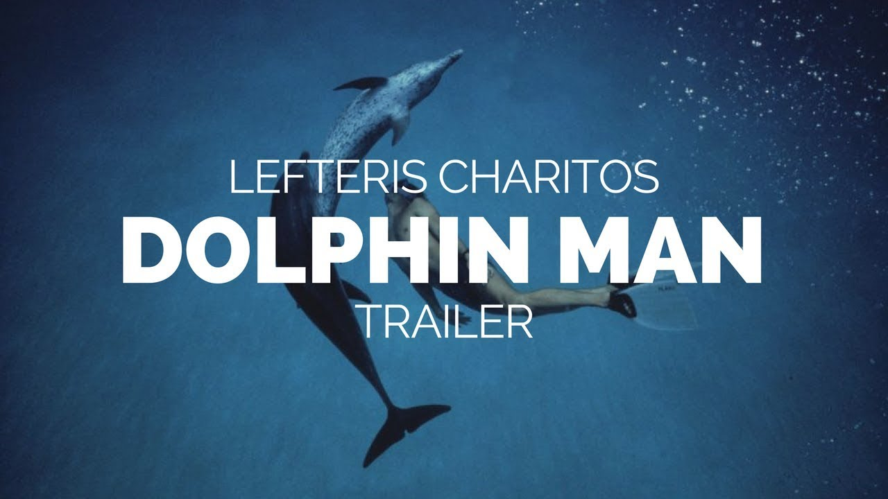 Dolphin Man - Jacques Mayol Documentary Trailer (2018)