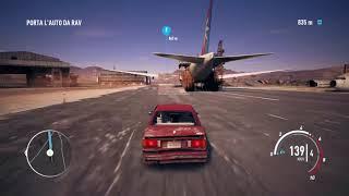 Need for Speed™ Payback nuova auto abbandonata bmw m3