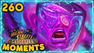 Potion of Madness Priest OTK   Hearthstone Gadgetzan Daily Moments Ep. 260 (Funny and Lucky Moments)
