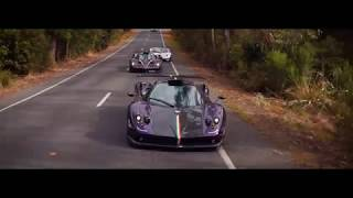 Pagani Pacific Run  March 2018