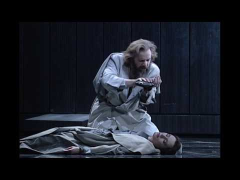 Parsifal - Barenboim - Kupfer - Acto III - Subtitulado español