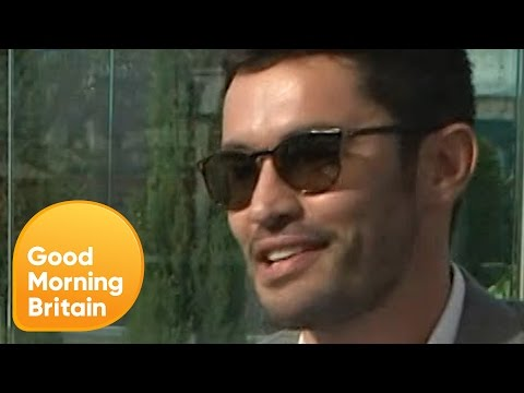 Richard Asks Jean-Bernard Fernandez-Versini About Cheryl and Her New Baby | Good Morning Britain