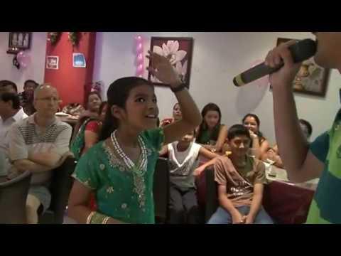 Dashain Festival in Singapore 2012!