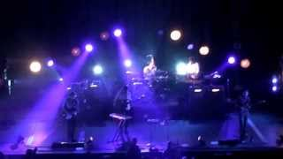 Young The Giant - Camera @ NYC 2.28.2014