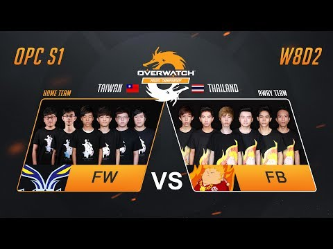FW vs FB | W8D2 Match 3 | OPC S1