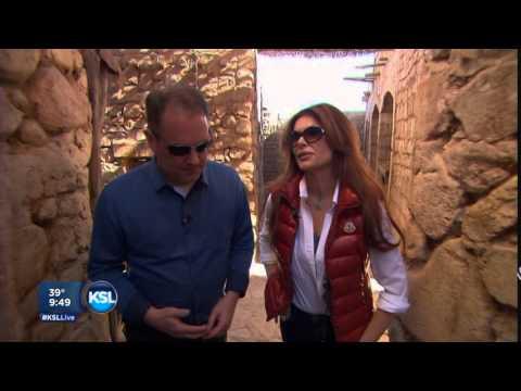 Dave McCann visits Morocco