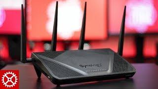 Synology WPA2 WiFi Encryption Krack Patch