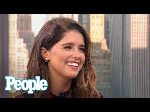 Katherine Schwarzenegger Talks Defending Her Father During Trump Twitter Feud | People NOW | People