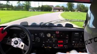 Inboard Lancia Stratos Austrian Rallye Legends 2014 Rundkurs Gleinkerau 1
