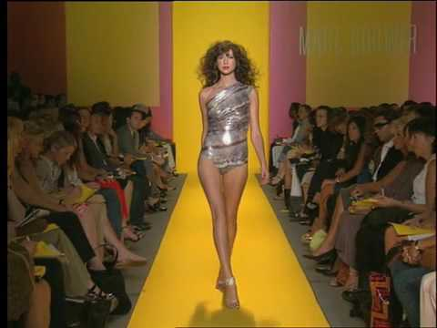 Marc Bouwer Spring 2007 Mercedes Benz Fashion Week Part 1