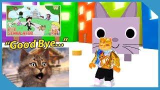 Roblox Pet Simulator Is Ending... Pet Simulator 2 Coming Soon!