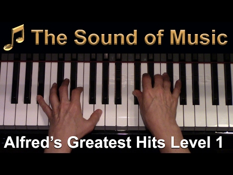 The Sound of Music (Elementary Piano Solo)