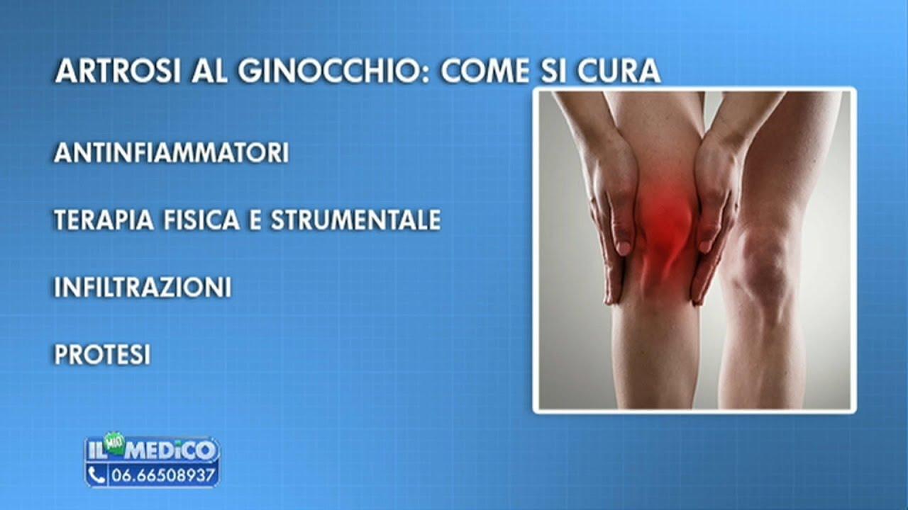 Opzioni di trattamento per lartrite del ginocchio, le cause...