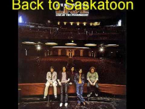 The Guess Who -  Running Back to Saskatoon