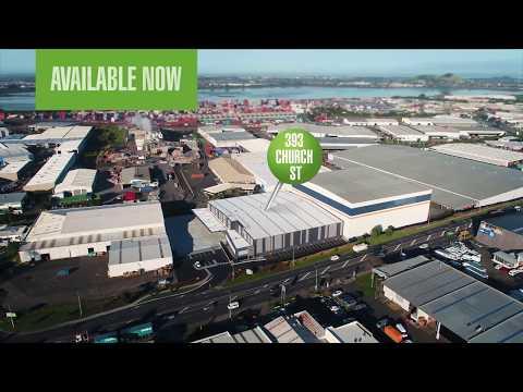 Goodman NZ - The Gate, 393 Church Street, The Gate Industry Park