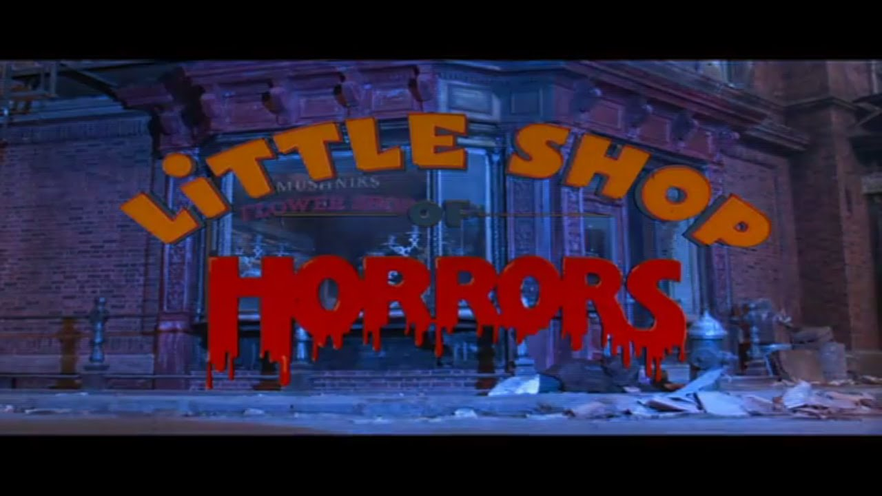 Little Shop of Horrors (1986) - Trailer