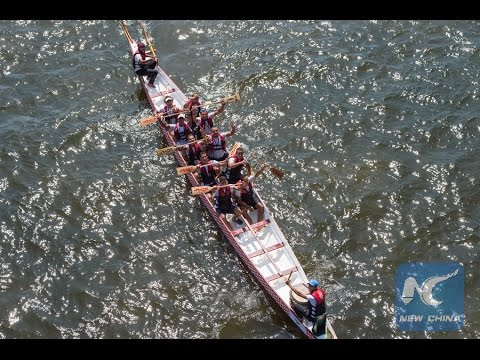Dragon Boat Festival opens new chapter of Egypt-China cultural exchange
