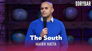 Born In The Middle East But Raised In The South. Maher Matta