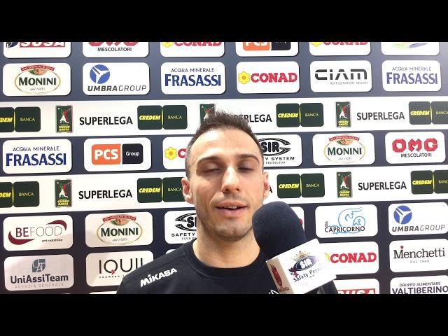 Max Colaci analizza la prossima partita contro Milano