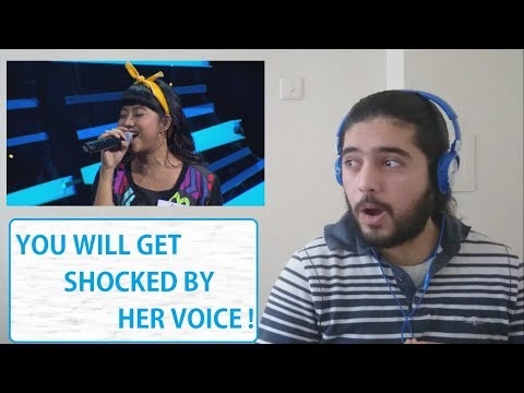 GHEA INDRAWARI - ENGLISH MAN IN NEW YORK (Sting) - ELIMINATION 3 - Indonesian Idol 2018 | Reaction