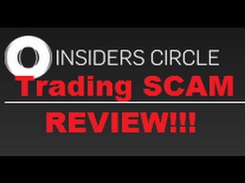 Insiders Circle - $2,000 Per Day Or Another Worthless SCAM