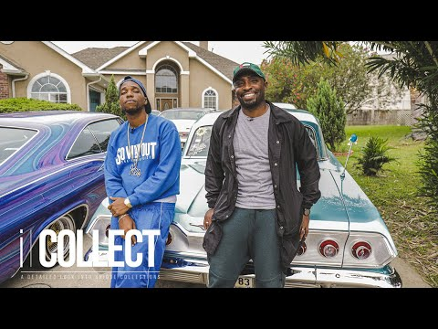 A Look at Curren$y's Amazing Car Collection | iCollect