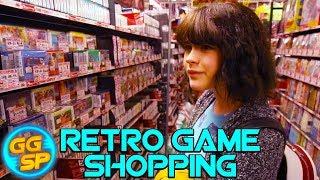 Retro Game Shopping In Tokyo!
