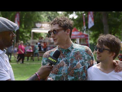 Interview with The Zolas At SCENE Music Festival | JUNO TV