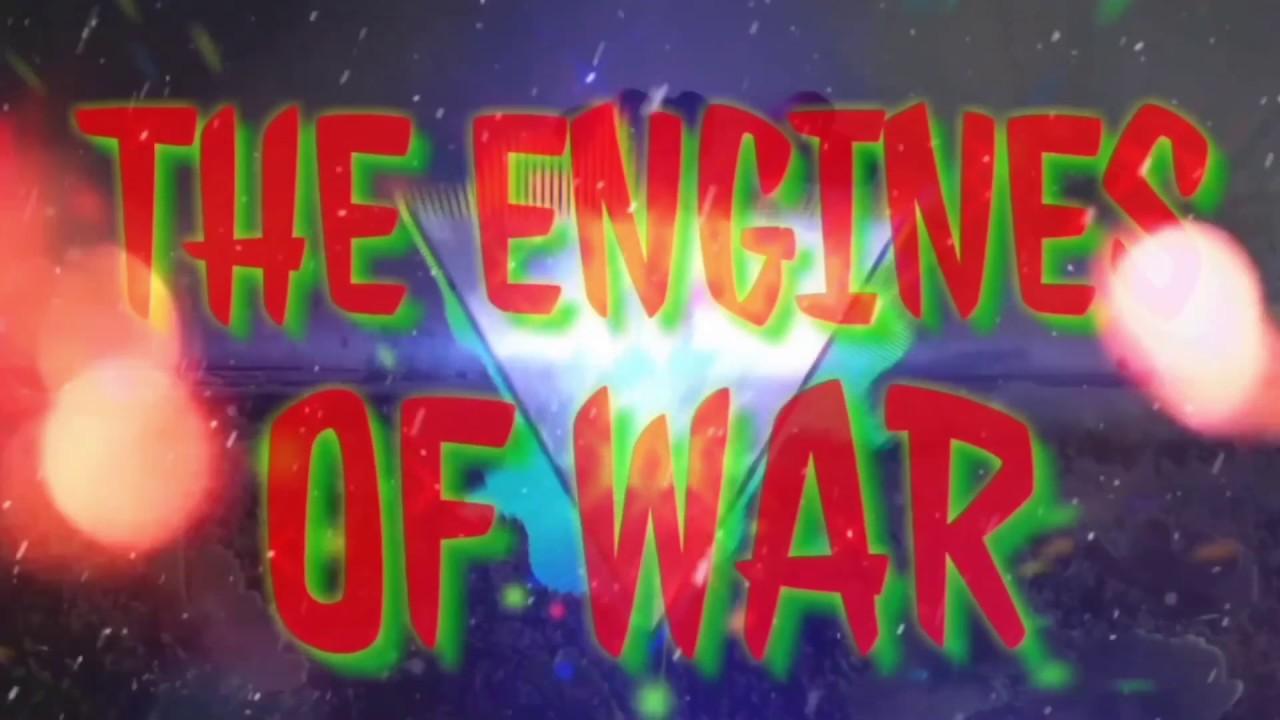 Ventures - I Bring The Diamonds, You Bring The War (LYRIC VIDEO)
