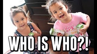 MIXING UP THE TWINS! - September 05, 2017 -  ItsJudysLife Vlogs