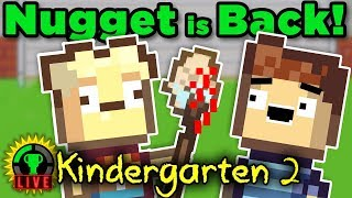 Kindergarten 2 is Officially HERE - The Return of Nugget!