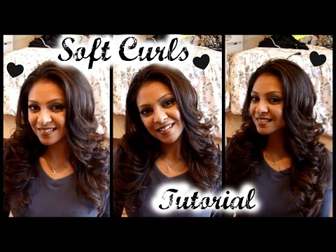 Tutorial: How I Curl My Long Layered Hair