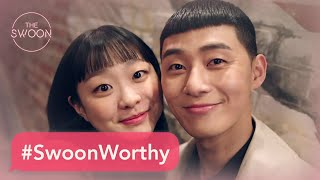 Itaewon Class #SwoonWorthy Moments with Park Seo-jun and Kim Da-mi [ENG SUB]