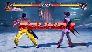 Tekken 7 (Xbox One) Arcade Battle as Law