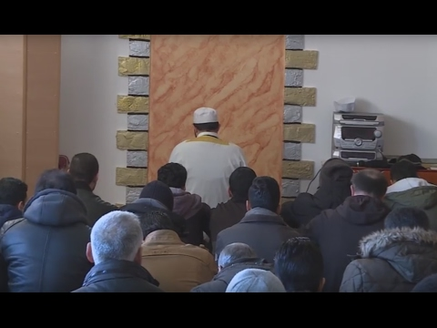 Moschee in Parchim eröffnet