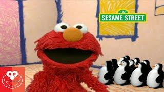 エルモがペンギンの数を数えるよ。 セサミストリートチャンネル登録はこ...