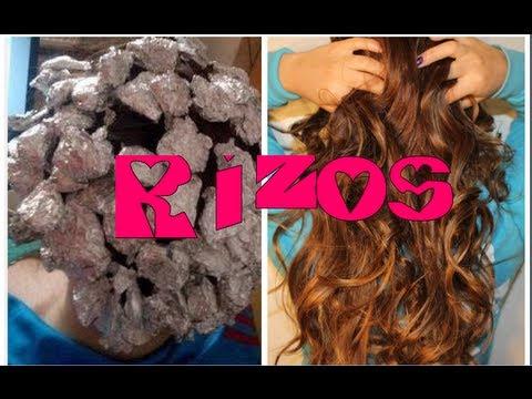 Rizos con aluminio sin maltratar el cabello youtube for Celosias de aluminio para jardin