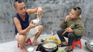 Lẩu Siêu Chua  -  Nhìn  Mao Đệ Đệ Ăn Mà Nhễ Dãi
