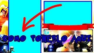 TUTORIAL COMO PONER UN VIDEO DE CLASH ROYALE  EN UNA PLANTILLA DESDE ANDROID