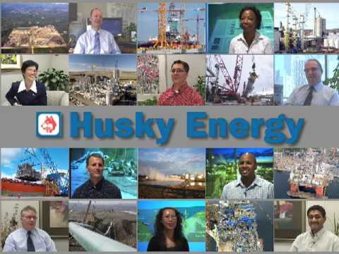 Husky Energy Recruits Engineers with Video Production from SparksMedia, Calgary, Alberta, Canada