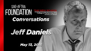 Conversations with Jeff Daniels