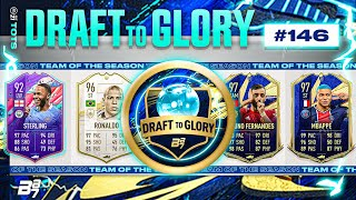 PRIME R9 RONALDO IS BACK WITH REVERSE DRAFTS! | FIFA 21 DRAFT TO GLORY #146