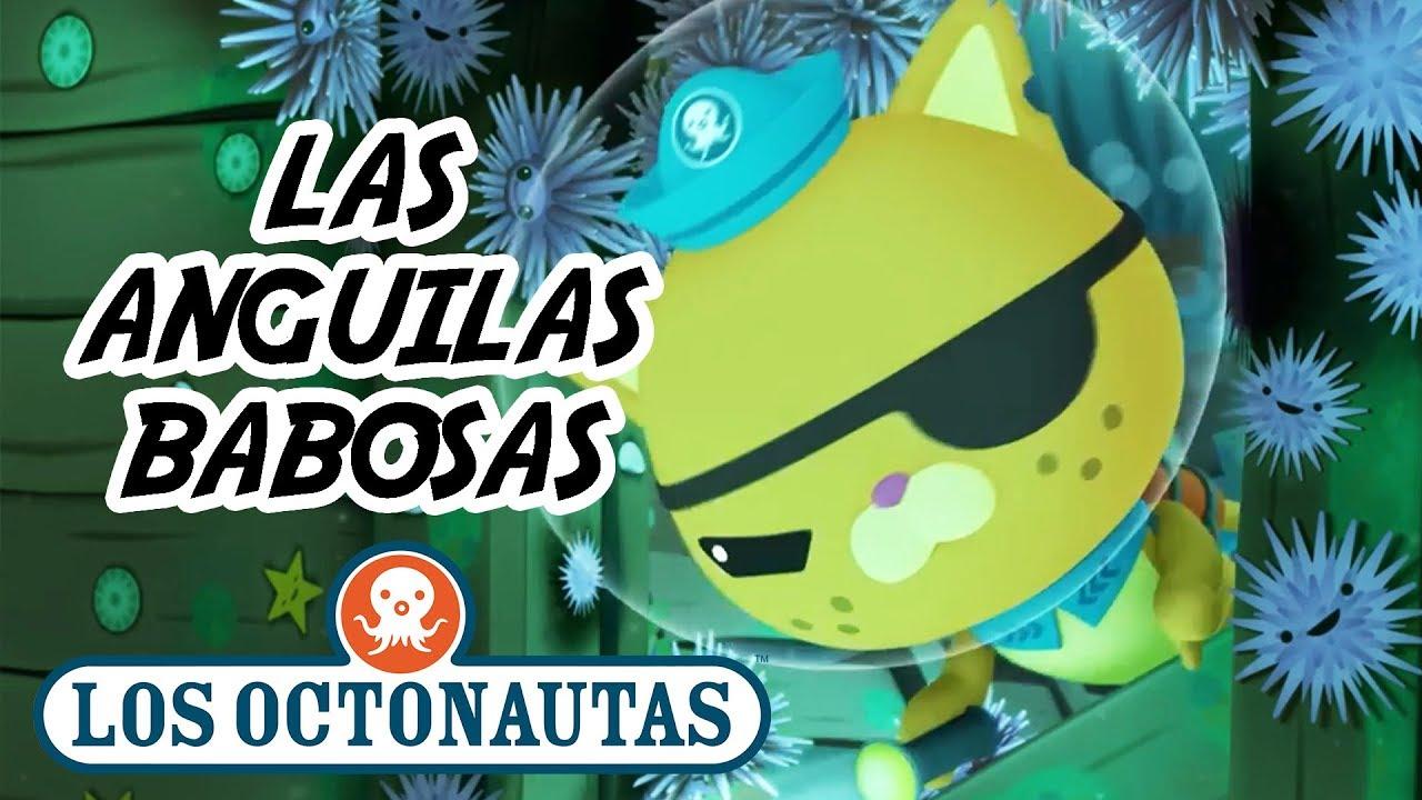 Los Octonautas Oficial en Español - Las Anguilas Babosas | Episodio 26