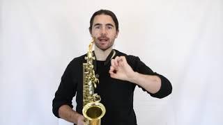 Composer Resources: Saxophone, Trumpet Sounds 'Alla Tromba' / Joshua Hyde