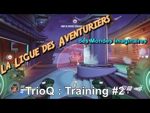 [OW] TrioQ : LdA Training #2