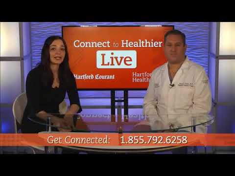 Facebook Live: Connect to Healthier with Dr. Darren Tishler