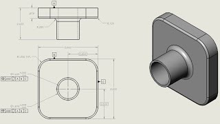 SolidWorks Tutorial: How to Move Drawing View From One Sheet to Another Sheet